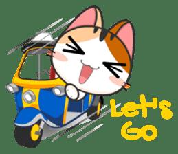 Gojill The Meow 3 sticker #11283184