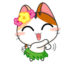 Gojill The Meow 3 sticker #11283186