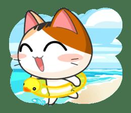 Gojill The Meow 3 sticker #11283187