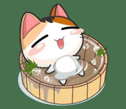 Gojill The Meow 3 sticker #11283191