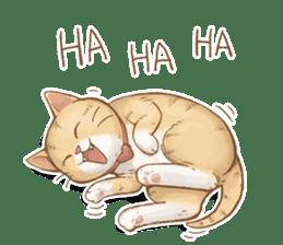 Cat's LifeStyle (English Ver.) sticker #11289675