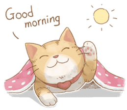 Cat's LifeStyle (English Ver.) sticker #11289676