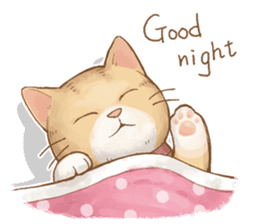 Cat's LifeStyle (English Ver.) sticker #11289677