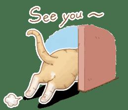 Cat's LifeStyle (English Ver.) sticker #11289678