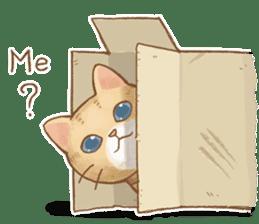 Cat's LifeStyle (English Ver.) sticker #11289687