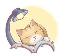 Cat's LifeStyle (English Ver.) sticker #11289690