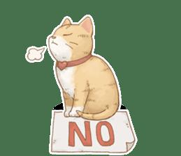 Cat's LifeStyle (English Ver.) sticker #11289693