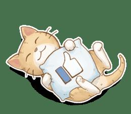 Cat's LifeStyle (English Ver.) sticker #11289695
