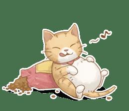 Cat's LifeStyle (English Ver.) sticker #11289696