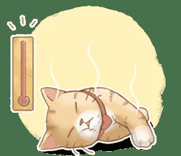 Cat's LifeStyle (English Ver.) sticker #11289698