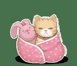Cat's LifeStyle (English Ver.) sticker #11289699