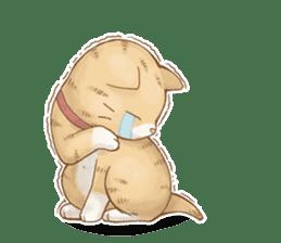 Cat's LifeStyle (English Ver.) sticker #11289700