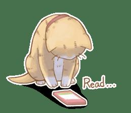 Cat's LifeStyle (English Ver.) sticker #11289701