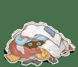 Cat's LifeStyle (English Ver.) sticker #11289702