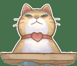 Cat's LifeStyle (English Ver.) sticker #11289704