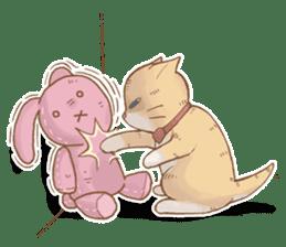 Cat's LifeStyle (English Ver.) sticker #11289705