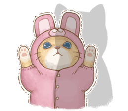 Cat's LifeStyle (English Ver.) sticker #11289706