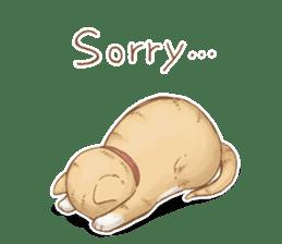 Cat's LifeStyle (English Ver.) sticker #11289707