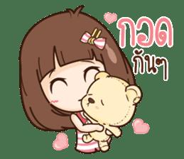 Milin so cute sticker #11290303