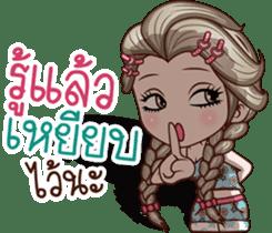 Teen Girl Story2 sticker #11291034