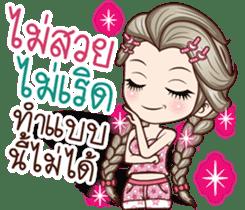 Teen Girl Story2 sticker #11291039