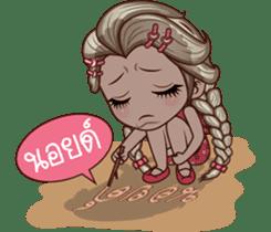 Teen Girl Story2 sticker #11291042