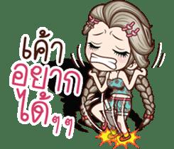 Teen Girl Story2 sticker #11291046