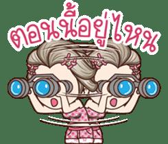 Teen Girl Story2 sticker #11291054