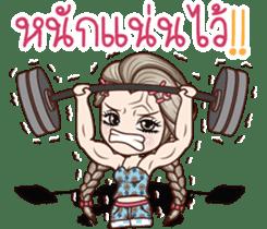 Teen Girl Story2 sticker #11291056