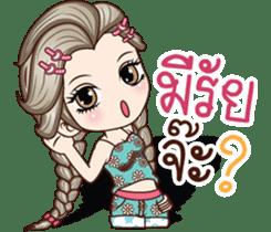 Teen Girl Story2 sticker #11291058