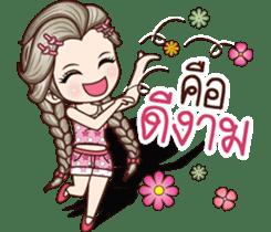 Teen Girl Story2 sticker #11291059