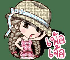 Teen Girl Story2 sticker #11291060