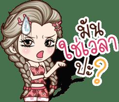 Teen Girl Story2 sticker #11291066