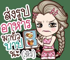Teen Girl Story2 sticker #11291068