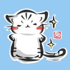 """kanji"" cat 2"