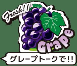 Fruits Mix sticker #11312057