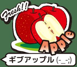 Fruits Mix sticker #11312063