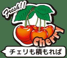 Fruits Mix sticker #11312071