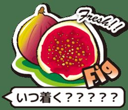 Fruits Mix sticker #11312073