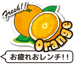 Fruits Mix sticker #11312075