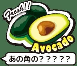Fruits Mix sticker #11312076