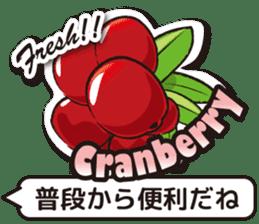 Fruits Mix sticker #11312086