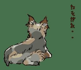 Yorkshire Terrier and Shih Tzu sticker #11313377
