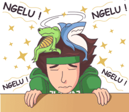 Asli Suroboyo 3 sticker #11314380
