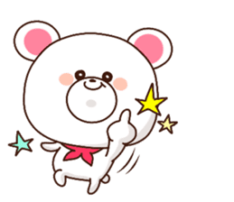 Let's send a bear sticker #11316057