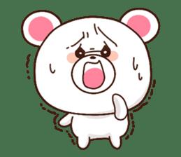 Let's send a bear sticker #11316059