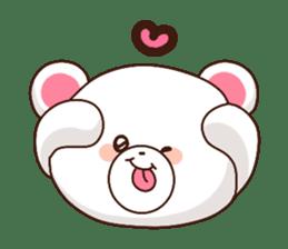 Let's send a bear sticker #11316064