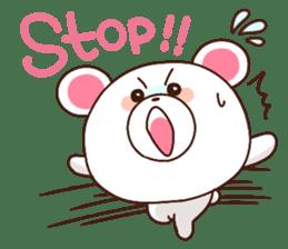 Let's send a bear sticker #11316067