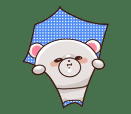 Let's send a bear sticker #11316073