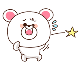 Let's send a bear sticker #11316077